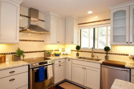 Wonderful Small Kitchen Transformations 47