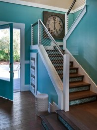 Wood Railing Ideas For Your House Style 40