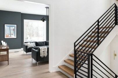 Wood Railing Ideas For Your House Style 47