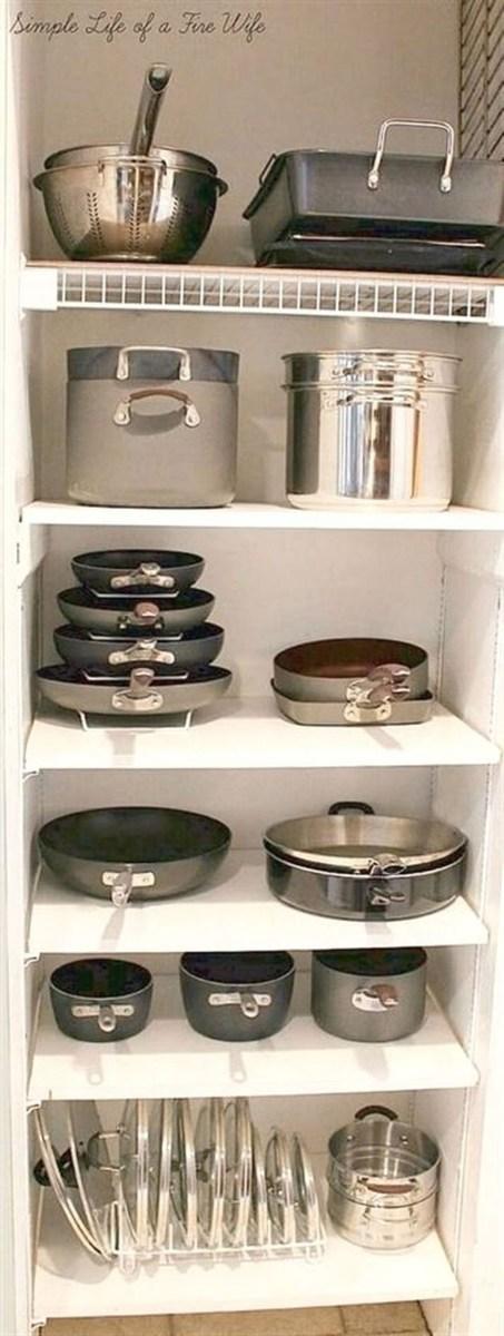 Affordable Kitchen Storage Ideas 26