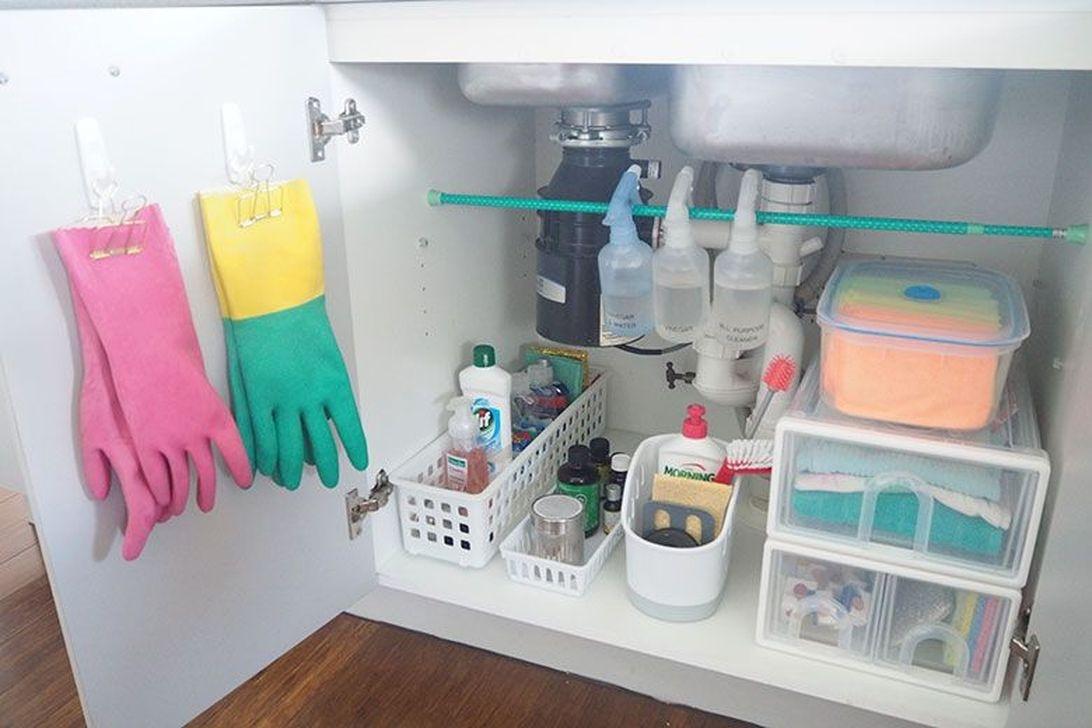 Affordable Kitchen Storage Ideas 34
