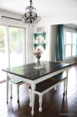 Amazing Farmhouse Kitchen Tables Ideas 23