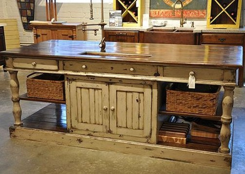 Amazing Farmhouse Kitchen Tables Ideas 48