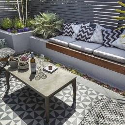 Beautiful Garden Flooring Ideas 04