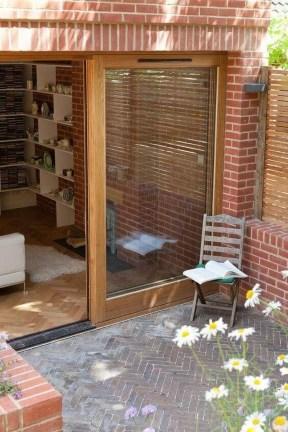 Beautiful Garden Flooring Ideas 25