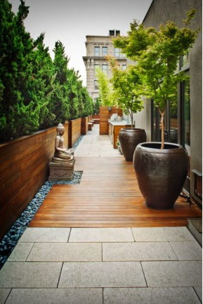 Beautiful Garden Flooring Ideas 27