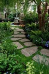 Beautiful Garden Flooring Ideas 29