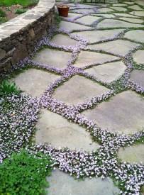 Beautiful Garden Flooring Ideas 41
