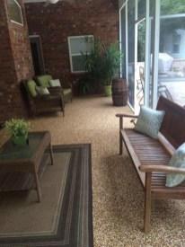 Beautiful Garden Flooring Ideas 43