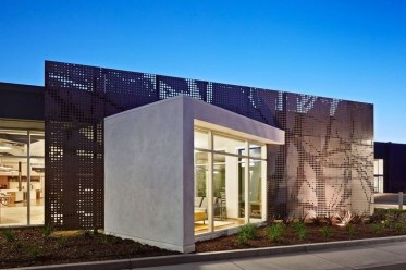 Best Facade Designs Of 2018 With Different Materials 05