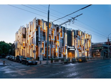 Best Facade Designs Of 2018 With Different Materials 14