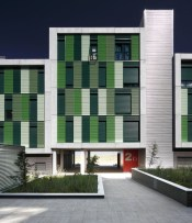 Best Facade Designs Of 2018 With Different Materials 25