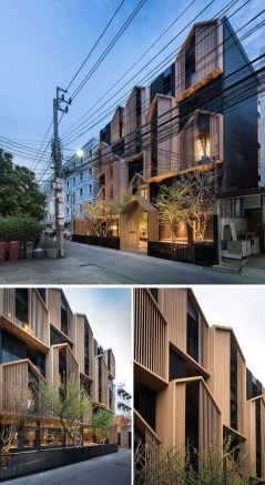 Best Facade Designs Of 2018 With Different Materials 34