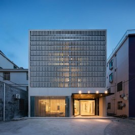 Best Facade Designs Of 2018 With Different Materials 44