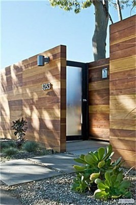 Chic And Simple Entrance Ideas For Your House 08