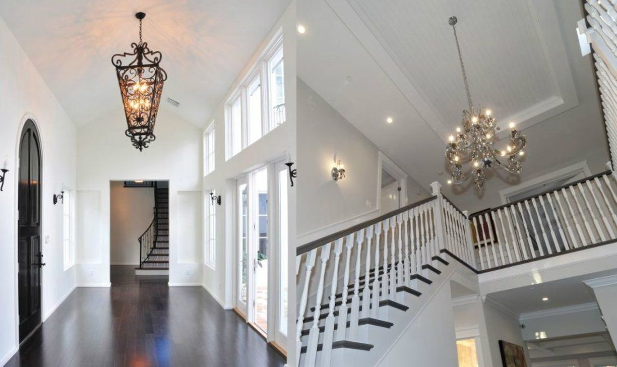 Chic And Simple Entrance Ideas For Your House 43