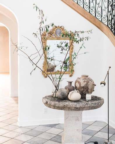 Chic And Simple Entrance Ideas For Your House 49