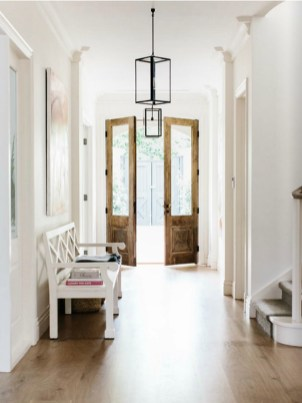 Chic And Simple Entrance Ideas For Your House 51
