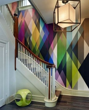 Fantastic Wall Design Ideas 21