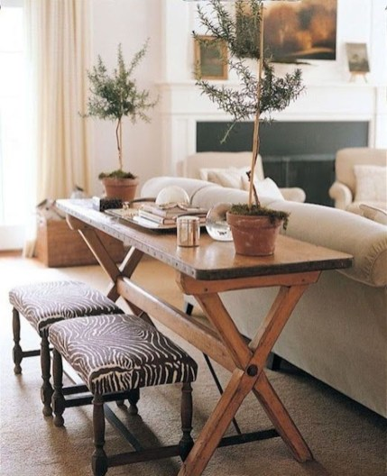 Furniture You Should Not Place In Your Narrow House 35