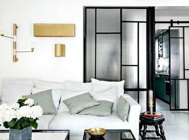 Partition Inspirations For Minimalist House 05