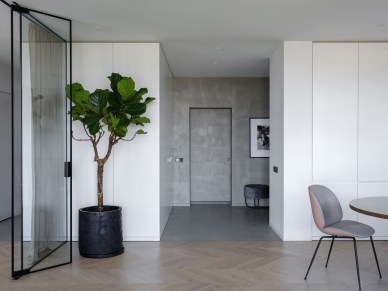 Partition Inspirations For Minimalist House 08