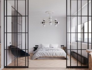 Partition Inspirations For Minimalist House 31