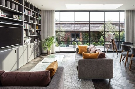 Partition Inspirations For Minimalist House 37