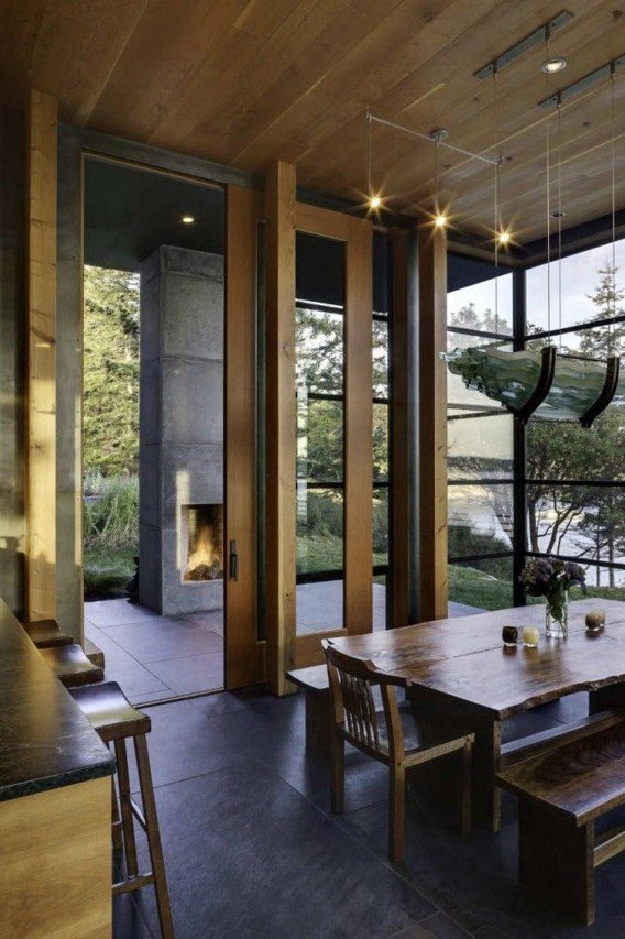 Partition Inspirations For Minimalist House 39