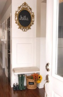 Stylish Small Entrance Ideas 11
