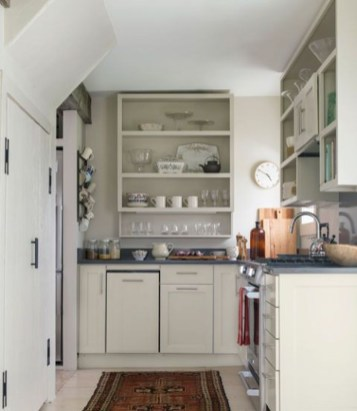 Tips On Organizing Kitchen With Small Dimension 07