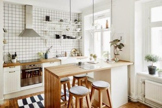 Tips On Organizing Kitchen With Small Dimension 16