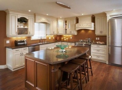 Tips On Organizing Kitchen With Small Dimension 41
