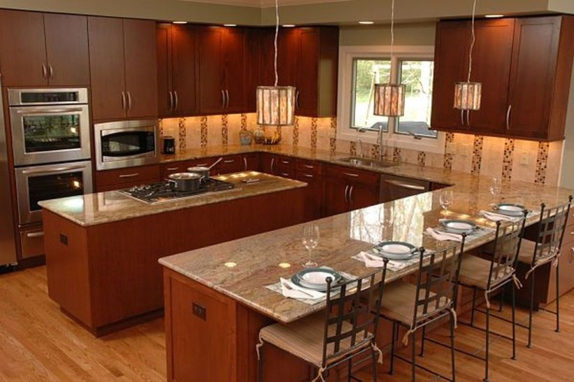 Tips On Organizing Kitchen With Small Dimension 46