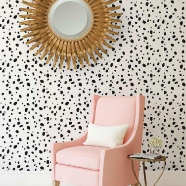 Trendy Wallpaper Designs To Create Different Moods In The House 11