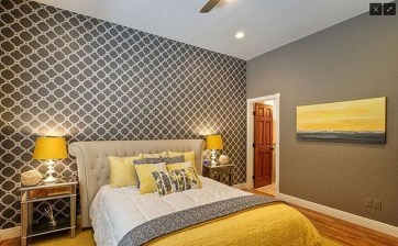 Trendy Wallpaper Designs To Create Different Moods In The House 34