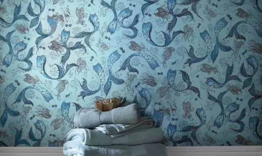 Trendy Wallpaper Designs To Create Different Moods In The House 40