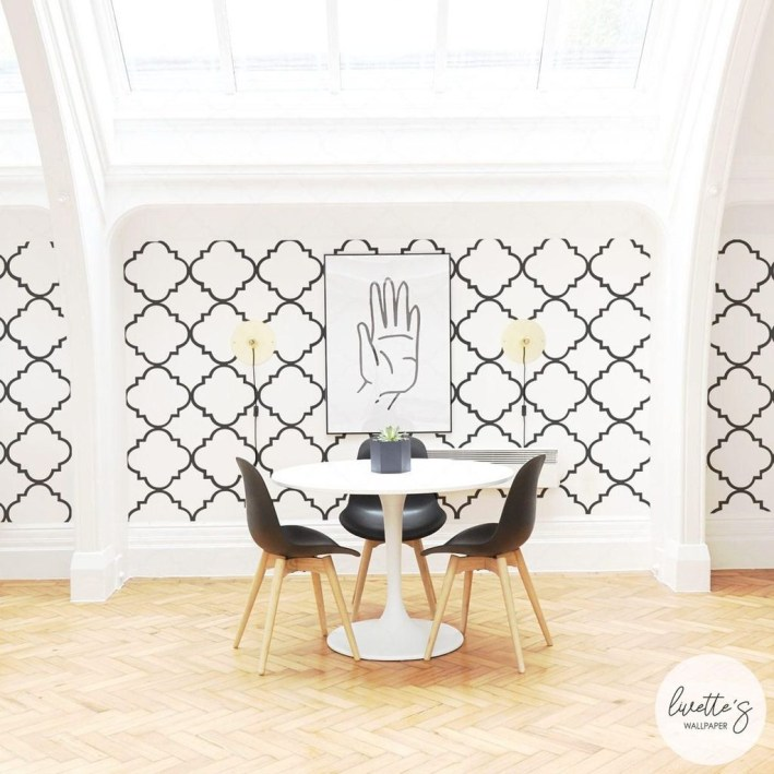 Trendy Wallpaper Designs To Create Different Moods In The House 52