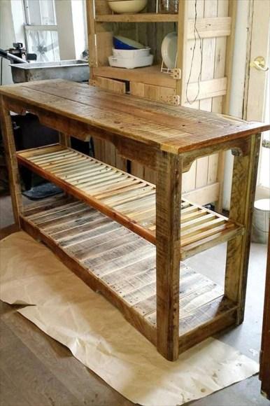 Adorable Crafty Diy Wooden Pallet Project Ideas 07