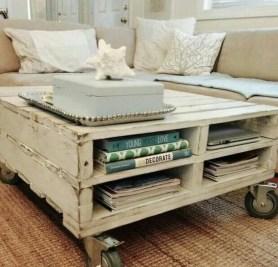 Adorable Crafty Diy Wooden Pallet Project Ideas 16