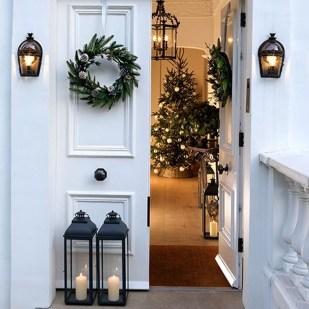Adorable White Christmas Decoration Ideas 38