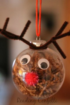Amazing Diy Christmas Ornaments Ideas 41