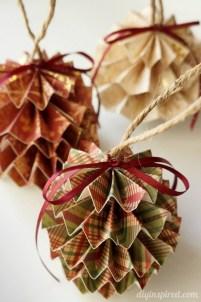 Amazing Diy Christmas Ornaments Ideas 43