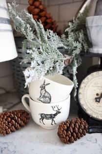 Awesome Christmas Kitchen Decor Ideas 11