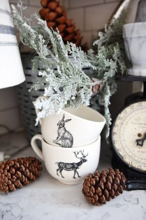 Awesome Christmas Kitchen Decor Ideas 11