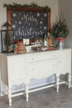 Awesome Christmas Kitchen Decor Ideas 34