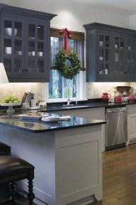Awesome Christmas Kitchen Decor Ideas 37