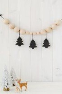 Awesome Scandinavian Christmas Decor Ideas 25