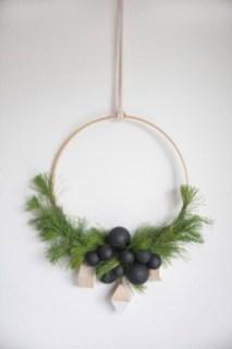 Awesome Scandinavian Christmas Decor Ideas 28