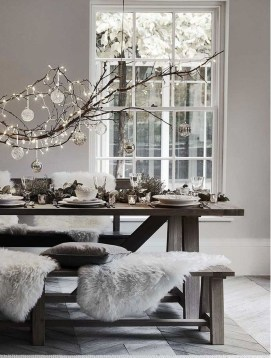 Awesome Scandinavian Christmas Decor Ideas 52